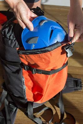 Nova mochila Pedra Branca 35 litros