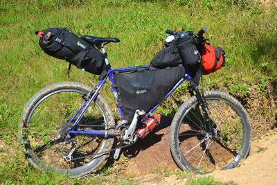 Bikepacking: um relato de uso dos equipamentos