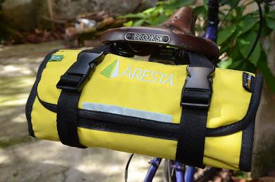 Bolsa para ferramentas/roll bag bike