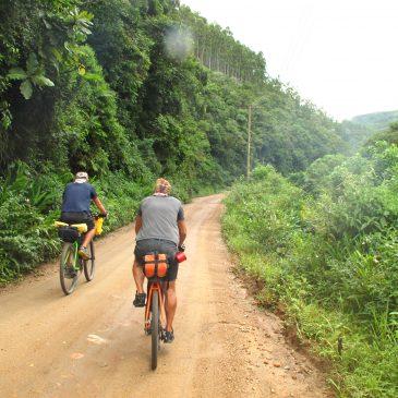 Bikepacking de Florianópolis a Urubici